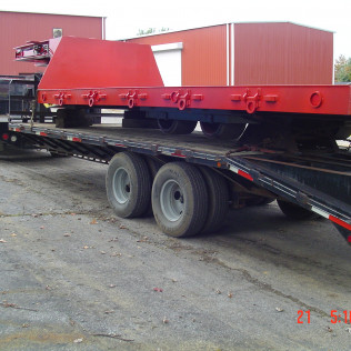 Supply Trailer