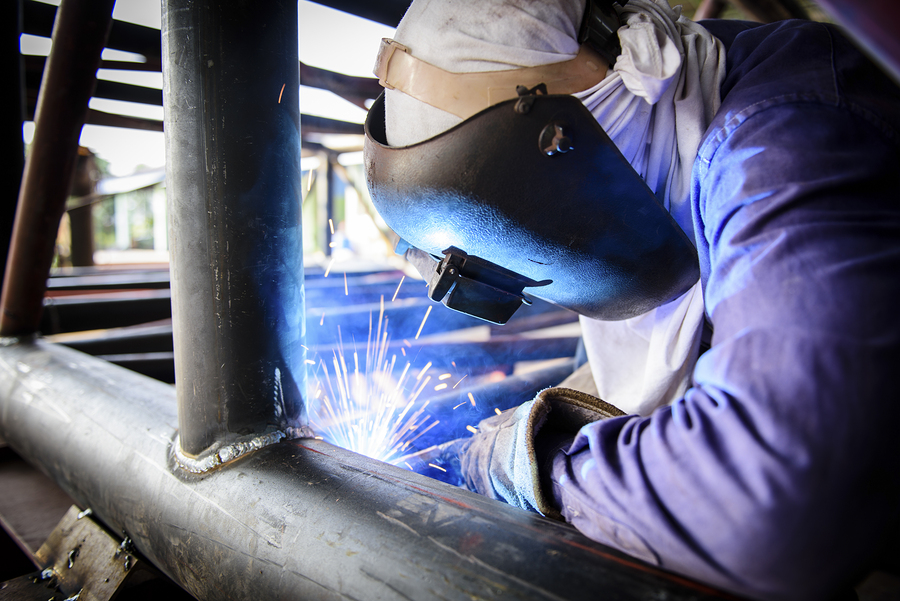 Trust The Professionals At Custom Engineering For All Your Welding Needs
